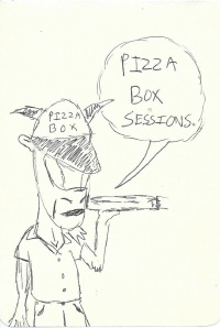 Goatman-Pizzabox Sessions